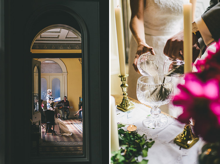 Temple house wedding photography