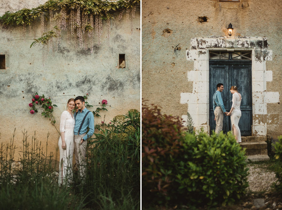 Chateau de Lartigolle wedding photographer